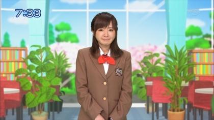 160419合格モーニング 紺野あさ美 (2)