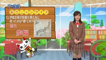 160419合格モーニング 紺野あさ美 (1)