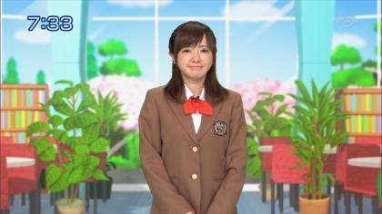 160420合格モーニング 紺野あさ美 (3)