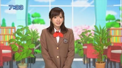 160427合格モーニング 紺野あさ美 (2)