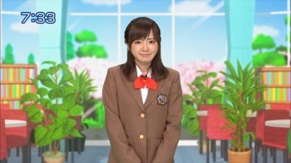 160429合格モーニング 紺野あさ美 (2)