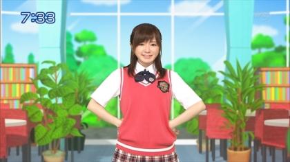 160502合格モーニング 紺野あさ美 (3)