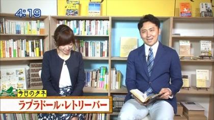 160510朝ダネ 紺野あさ美 (2)