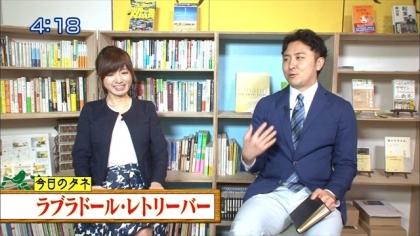 160510朝ダネ 紺野あさ美 (4)