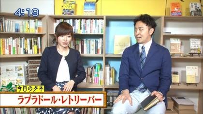 160510朝ダネ 紺野あさ美 (3)