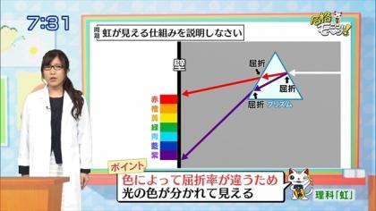 160511合格モーニング 紺野あさ美 (4)