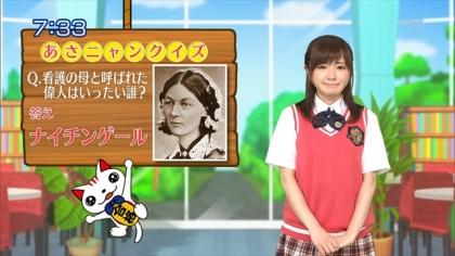 160512合格モーニング 紺野あさ美 (1)