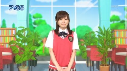 160513合格モーニング 紺野あさ美 (2)