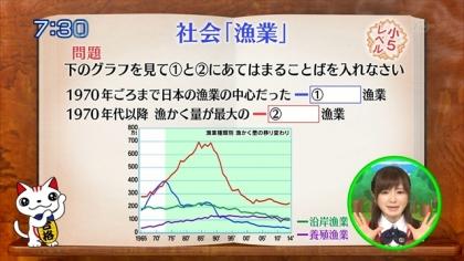 160518合格モーニング 紺野あさ美 (6)