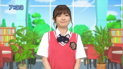 160523合格モーニング 紺野あさ美 (2)