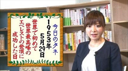 160529朝ダネ 紺野あさ美 (5)