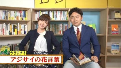 160601朝ダネ 紺野あさ美 (1)