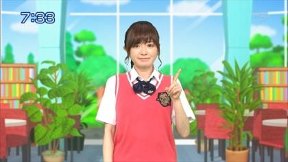 160602合格モーニング 紺野あさ美 (2)