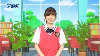 160606合格モーニング 紺野あさ美 (2)