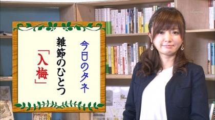 160609朝ダネ 紺野あさ美 (5)