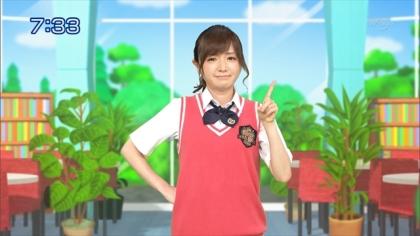 160616合格モーニング 紺野あさ美 (2)