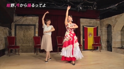 160616紺野、今から踊るってよ 紺野あさ美 (8)