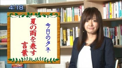 160622朝ダネ 紺野あさ美 (6)