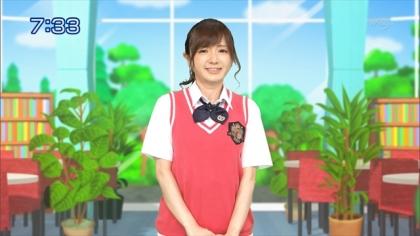 160622合格モーニング 紺野あさ美 (2)