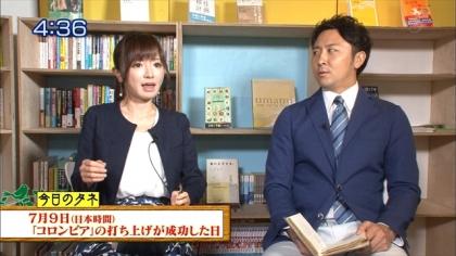 160708朝ダネ 紺野あさ美 (3)