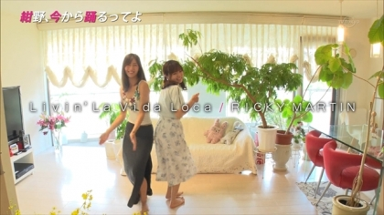 160707紺野、今から踊るってよ 紺野あさ美 (5)