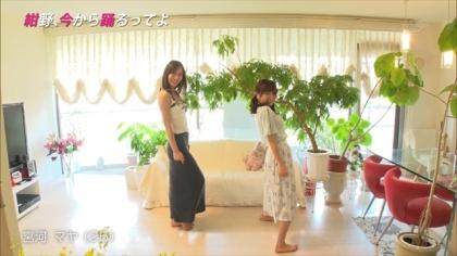 160707紺野、今から踊るってよ 紺野あさ美 (1)