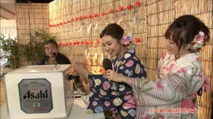 160730隅田川花火大会 紺野あさ美 (7)