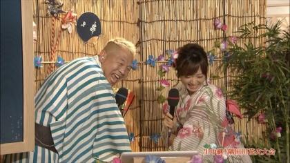 160730隅田川花火大会 紺野あさ美 (12)