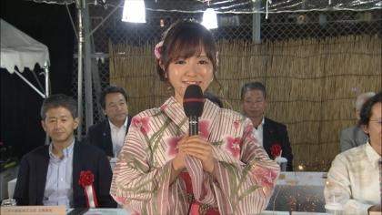 160730隅田川花火大会 紺野あさ美 (4)