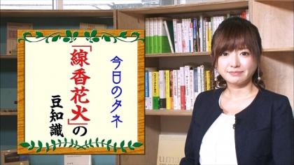 160801朝ダネ 紺野あさ美 (5)