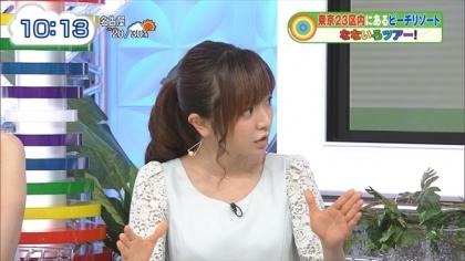 160803なないろ日和 紺野あさ美 (4)