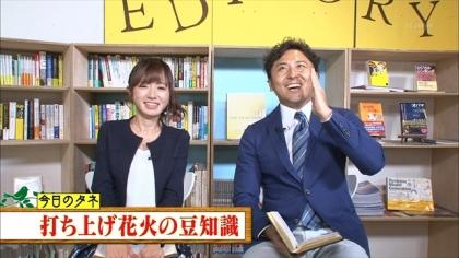 160828朝ダネ 紺野あさ美 (1)