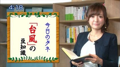 160830朝ダネ 紺野あさ美 (4)