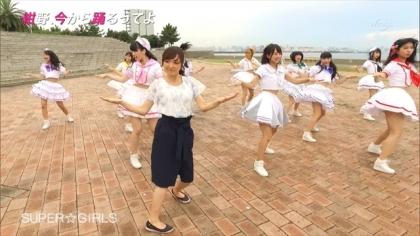 160831 紺野、今から踊るってよ 紺野あさ美 (1)