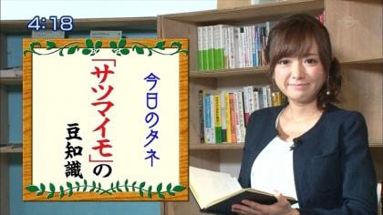 160907朝ダネ 紺野あさ美 (5)