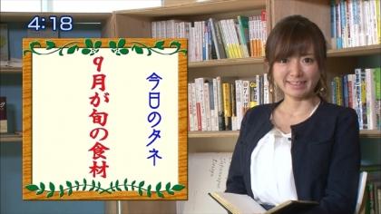 160916朝ダネ 紺野あさ美 (5)