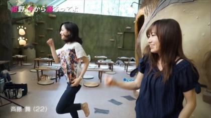 160915紺野、今から踊るってよ 紺野あさ美 (2)