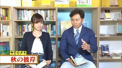 160918朝ダネ 紺野あさ美 (3)