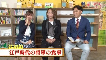 160929朝ダネ 紺野あさ美 (1)