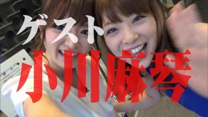 160928紺野、今から踊るってよ 紺野あさ美 (1)