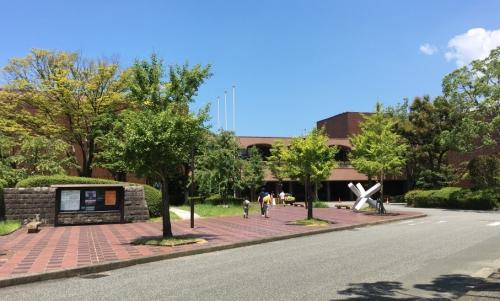 福岡市美術館!