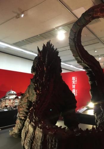シン・ゴジラ立像 (7)