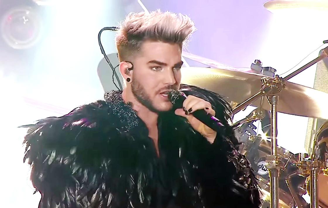 QAL Adam Lambert Rock In Rio 2016