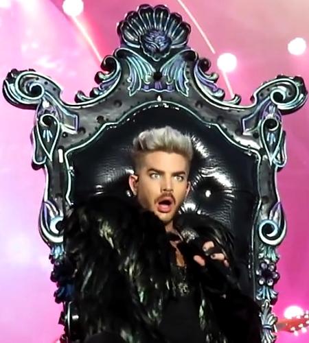 QAL Queen Adam Lambert Helsinki クィーン アダム・ランバート ヘルシンキ Killer Queen