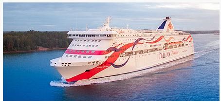 Tallink Silja Baltic Queen Helsinki Tallinn