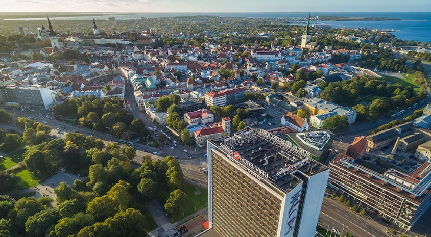 Tallinn Sokos Hotel Viru エストニア タリン ホテル