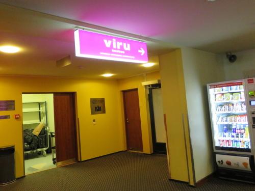 Estonia Tallinn Sokos Viru Hotel エストニア タリン ホテル Virukeskus
