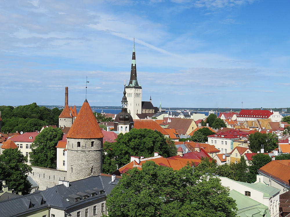 Estonia Tallinn エストニア タリン