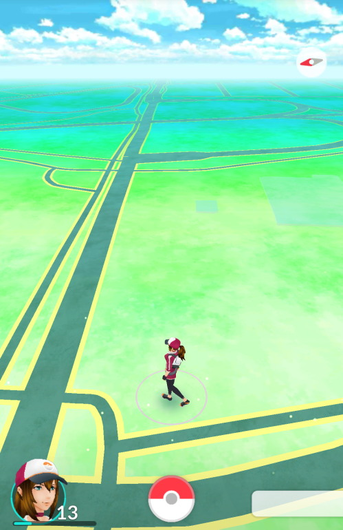 Pokemon Go フィンランド 田舎 ポケモンGO