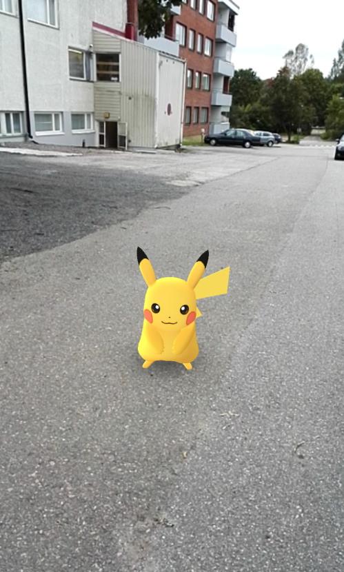 Pokemon Go フィンランド ポケモンGO ピカチュウ Pikachu